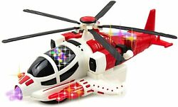 Helicopter Toys for Boys and Girls Helicopter Toy with Lights Realistic Sounds $19.95