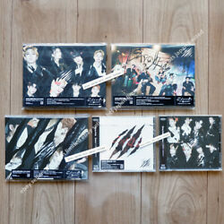 Stray Kids Scars Thunderous Japanese ver. ABCNormalFC Fan club limited $157.99