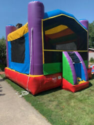 Large Commercial Bounce House Inflatable