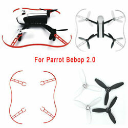 Quick Release PropellerBlades Props Guard Protector For Parrot Bebop 2 Drone RC $17.04