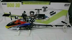 E FLITE BLADE 500 3D RC HELICOPTER PARTS BIRD * ALIGN 400 450 600 700 800 X $215.00