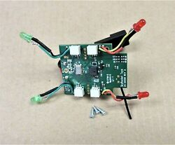 SKY VIPER S1700 STUNT DRONE REPLACEMENT PARTS motherboard w led lights $7.99