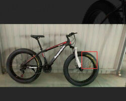 26in 4quot;W Fat Tire Mountain Bike 21 Speed Bicycle High carbon steel Frame MTB $359.50