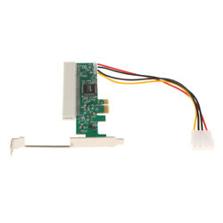 Expres Card Expansion Card PCI Riser To PCI E Power Card Converter Adapter For $12.99