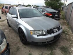 Console Front Floor Station Wgn Thru VIN 400000 Fits 02 05 AUDI A4 1061692 1 $335.00