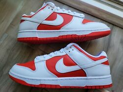 New Nike Dunk Champion Red Size 12 DD1391 600 $179.00
