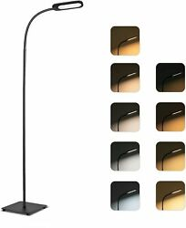 Floor Lamp LED Floor Lamps for Living Room 5 Color Temperatures amp; 4 Brightness $24.99