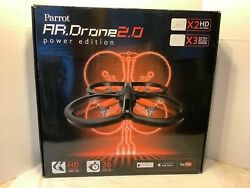 Parrot AR Drone 2.0 Power Edition HD Camera $99.99