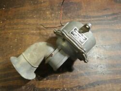 Horn Model 35 Federal Signamp;Signal Electric 110 120 25 Amp Cool Siren T706 $25.00