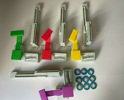 1992 Loopin Louie Milton Bradley Replacement Base Arms Paddles and Tokens $24.99