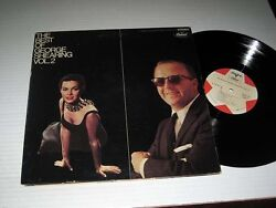 GEORGE SHEARING The Best Of Vol. 2 CAPITOLSTARLINE NMNM-