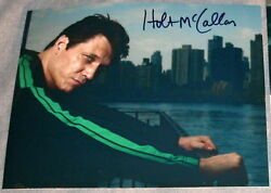 HOLT MCCALLANY SIGNED AUTOGRAPH LIGHTS OUT PROMO PHOTO