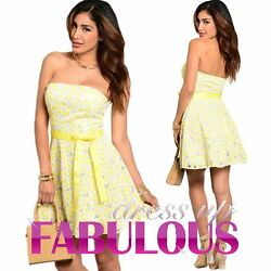 NEW FORMAL PARTY EVENING SUMMER DRESS Size 6 8 10 HOT OCCASION ATTIRE WEAR $23.29