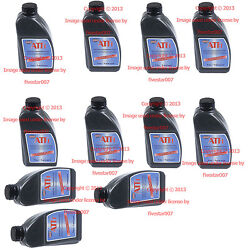 11 Pack Pentosin ATF1 Automatic Transmission oil Fluid for Audi  Volkswagen VW