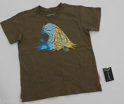 FRED BARE Designer Boys Tshirt Size 2X fit 2 3 yrs BRAND NEW NWT
