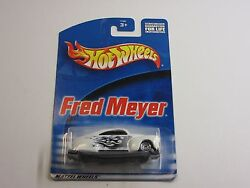 Hot Wheels LIMITED EDITION Fred Meyer TAIL DRAGGER $2.50
