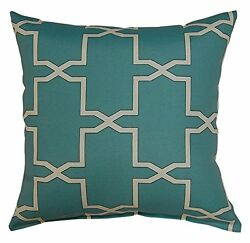 Creative Home Furnishings Emsworth Aegean Pillow Set Patio Furniture Pillow New