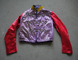 Very Rare 1910s British Silk Circus Performers Jacket