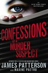 Complete Set Series Lot of 4 Confessions books by James Patterson Murder Suspect