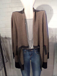 NWT LABEL & THREAD CASHMERE CARDIGAN SWEATER
