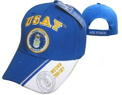 U.S. AIR FORCE USAF with Logo WE OWN THE SKY Ball Cap $9.50