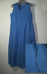 FLAX Englehart Summer Solstice a-line long dress Petite Small pink coral Mango $40.00