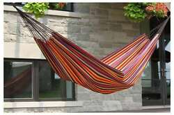 Hammock With Straps For Tree Hanging Swing Patio Furniture Parachute Chair
