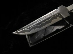 New Hand Forged Custom Damascus Andre Andersson Blade #5 (enlarge pics)