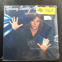 Shaun Cassidy - Under Wraps LP New Sealed BSK 3222 Warner Bros. Vinyl Record