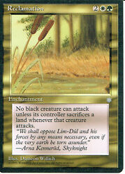MAGIC THE GATHERING ICE AGE GOLD RECLAMATION GBP 1.95