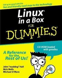 Linux in a Box For Dummies [Set includes 3 CD-