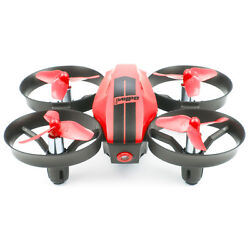 UDI U46 RC Drone Mini Small Light Altitude Hold 2.4Ghz Quadcopter for Kids Red $18.98