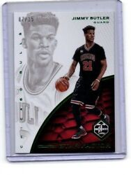 Jimmy Butler # 7  15 Limited Card  16-17 Panini Limited NEXT DAY SHIP
