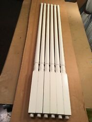 (6) Stair Railing Balusters Spindles 36