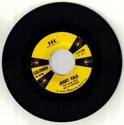 VALE Jerry  (She)  Columbia 4-41120 = VINTAGE record