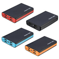 950000mAh 4 USB Backup External Battery Power Bank Pack Charger for Cell Phone $19.95