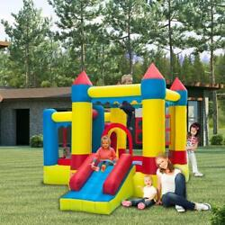 Inflatable Bounce House Castle Commercial Kids Backyard Jumper With 680W Blower $399.90