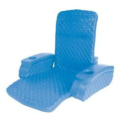Bahama Blue Folding Baja™ Swimming Pool Lounge Chair