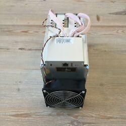 Bitmain Antminer A3 815 GHS Blake(2b) SIAcoin Miner. In hand $188.00