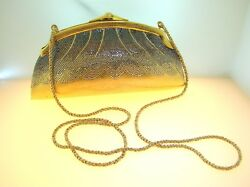 JUDITH LEIBER VERY RARE MINAUDIERE CLUTCHBAG - USED -EXCELLENT CONDITION-7 OF 9