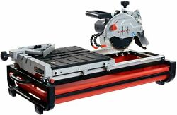 Professional 13 Amp Wet Tile Saw 7'