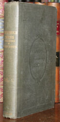 1852 Household Words Conducted Charles DICKENS 1st Ed Original Cloth Binding V