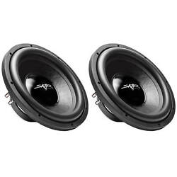 (2) NEW SKAR AUDIO IX-12 D4 12
