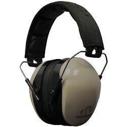 Walkers Dual Color Passive Ear Muff Hearing Protection - Flat Dark Earth