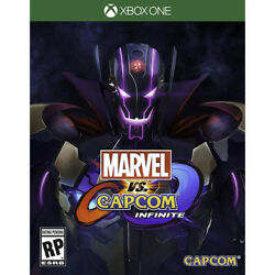 MARVEL VS CAPCOM INFINITE DELUXE EDITION [T]