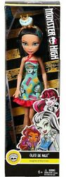 Monster High Sweet Treats Cleo De Nile Doll [Daughter of Mummies]