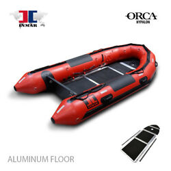 12.5 ft - INMAR Search & Rescue Hypalon Military Grade Inflatable boat