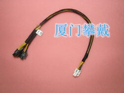 Dell GPU Riser1 to GPU1 Power Cable For PowerEdge R740 R740xd TR5TP 0TR5TP $29.99