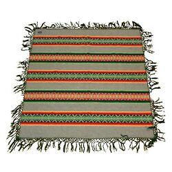 Beaver State Trade Blanket Wool Early 1900s L2329