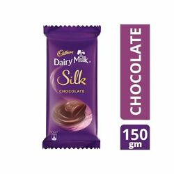 Cadbury Dairy Milk Silk Chocolate 150gm x 10pcs